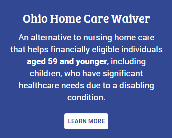 Ohio Home Care Waiver